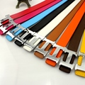 Fashion jeans belt all-match personality non-mainstream strap male strap female belt