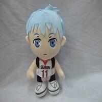 애니메이션 쿠 로코의 농구 봉제 펜던트 장난감 쿠 로코 테츠야 인형