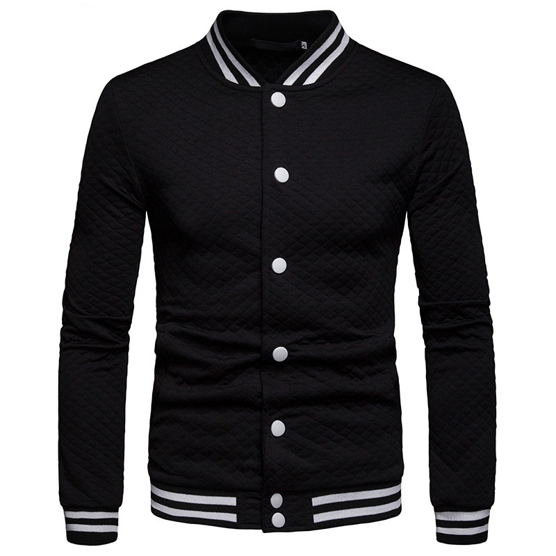 26678552c0b23 Floral Print Black Bomber Jacket Men 2019 Brand New Spring Casual Baseball  Jacket Mens Plus Size Jackets and Coats Veste HommeUSD 21.38-22.80 piece