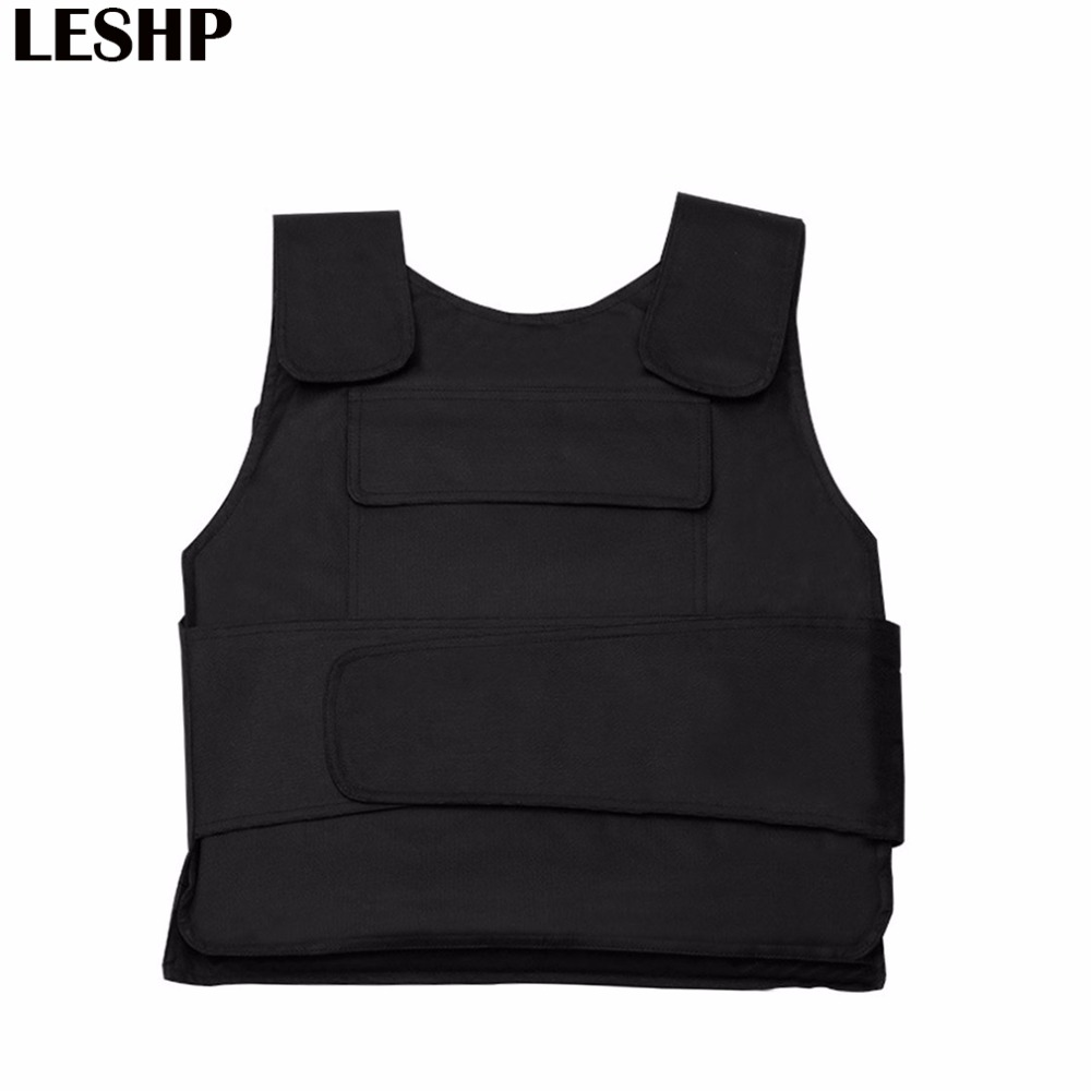 все цены на Tactical Vest Flexible Concealable Aramid Tactical Outdoor Protection Bulletproof Vest Covert Ballistic Vest Utility & Safety онлайн