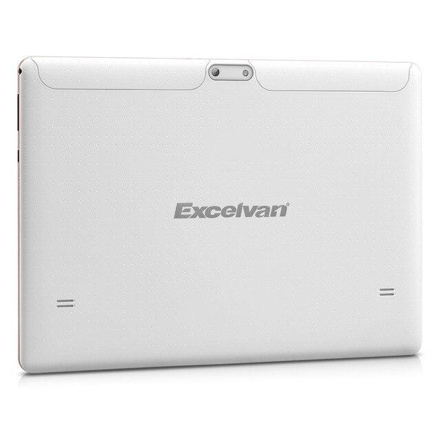 Excelvan 10″3G Phablet Android 5.1 MTK6580 Quad Core Dual SIM 1GB /16GB Dual Camera OTG WIFI Bluetooth Tablet PC