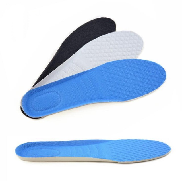 1 Pair Orthotic Shoes Accessories Insoles Orthopedic Memory Foam Sport Support Insert Woman Men Feet Soles Pad 2