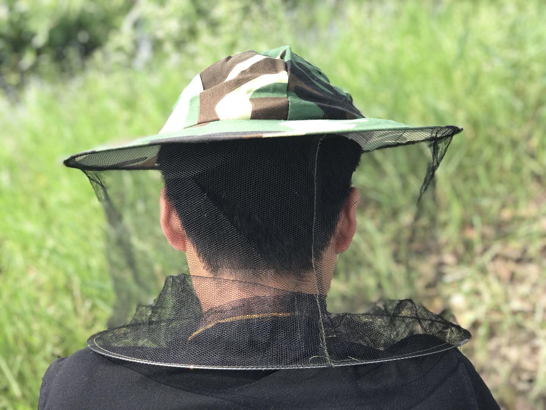 Arbeitsplatz Sicherheit Liefert Mesh Gesicht Maske Hut Halten Insekten Bee Fliegen Gesicht-schutz Imker Angeln