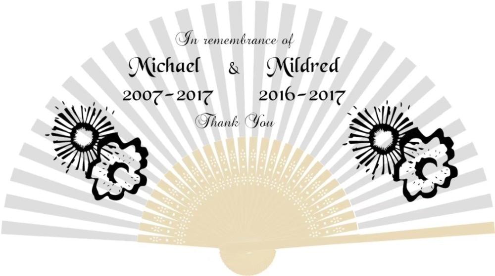 Custom Personalized logo Hand Folding Elegant Silk Hand Fan Wedding Party Decoration Favors 20kinds colors