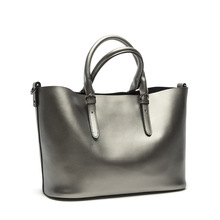 Woman Leather Handbag Leisure Totes Casual Composite Bag Genuine Leather Women Genuine Leather Bag