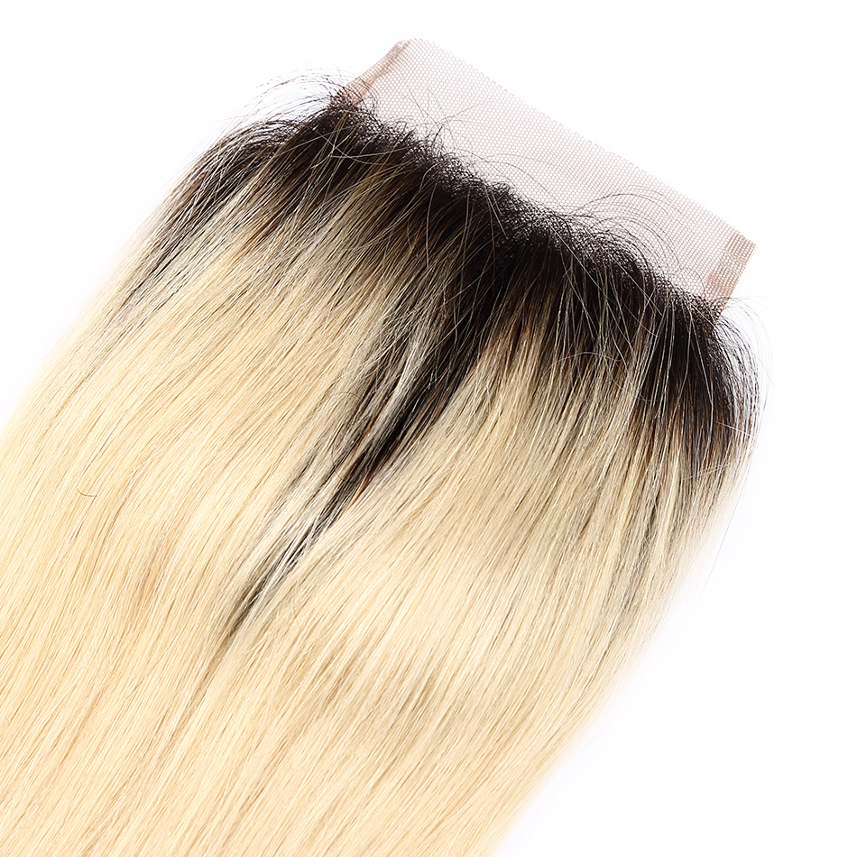 Wigirl-Hair-Straight-Ombre-Lace-Closure-1b-613-Color-Brazilian-Remy-Human-Hair-4x4inch-Closures-With (2)