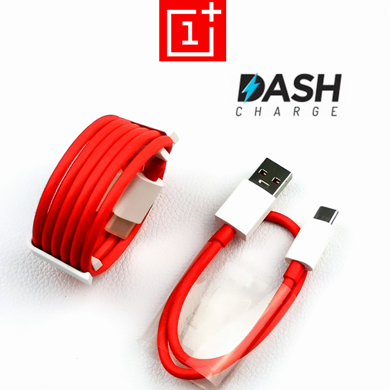 Genuine/Original 35CM/100cm/150cm Red 4A Usb 3.1 Type C Oneplus 6 Dash Charger Cable For O