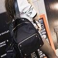 Envío libre, 2016 nuevos bolsos de las mujeres, simple moda solapa, impermeable de LA PU mujer bolsa de mensajero, versión coreana bolsa de hombro.