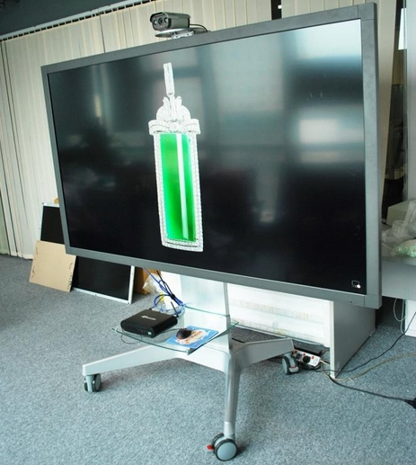 65 Inch Tft Lcd Hd all in one Monitor HDMI  Advertising Tv Monitor, PC