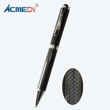 Free shipping Hot sale High Quality Carbon Fiber Metal Ball Pen