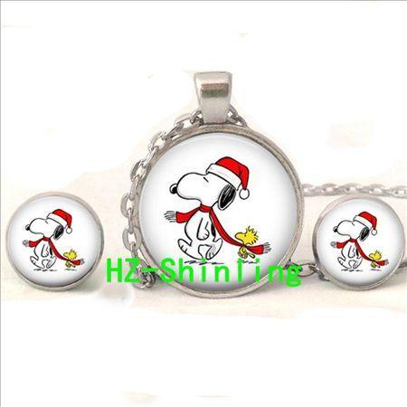 Christmas Pendant Necklace...