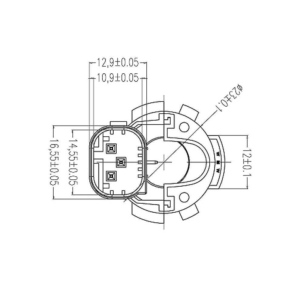 Sensori di parcheggio Anteriore E Posteriore Per BMW E39 PDC X3 E83 X5 E53 E46 E60 E61 E63 E65 E66 E67 525 530 535 540 Auto Sensori di 66200309540