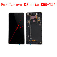 STARDE Replacement LCD For Lenovo K3 Note K50-T5 LCD Display Touch Screen Digitizer Assembly 5.5