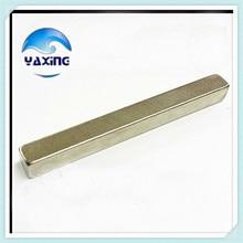 Шт. 10 шт. неодимовый магнит 50x5x5 Сильный редкоземельный блок квадратные неодимовые магниты 50×5 мм Permanete 50*5*5