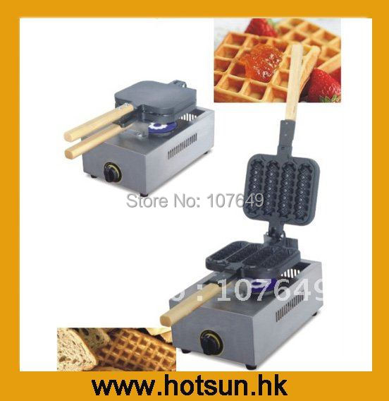 Commercial Use Gas Lolly Waffle Baker Maker Machine Iron mig mag burner gas burner gas linternas wp 17 sr 17 tig welding torch complete 17feet 5meter soldering iron air cooled 150amp