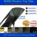 $ Number '*' alta corea auto ventanilla del coche película tinte de la ventana película protectora N10GR
