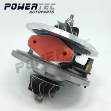 Voor Audi A4 A6 1.9 TDI (B6) 2.0 TDI (B7) AFV AWX BPW 130Hp 140Hp-turbo kern chretien 717858 nieuwe turbine cartridge 758219 761437(China)