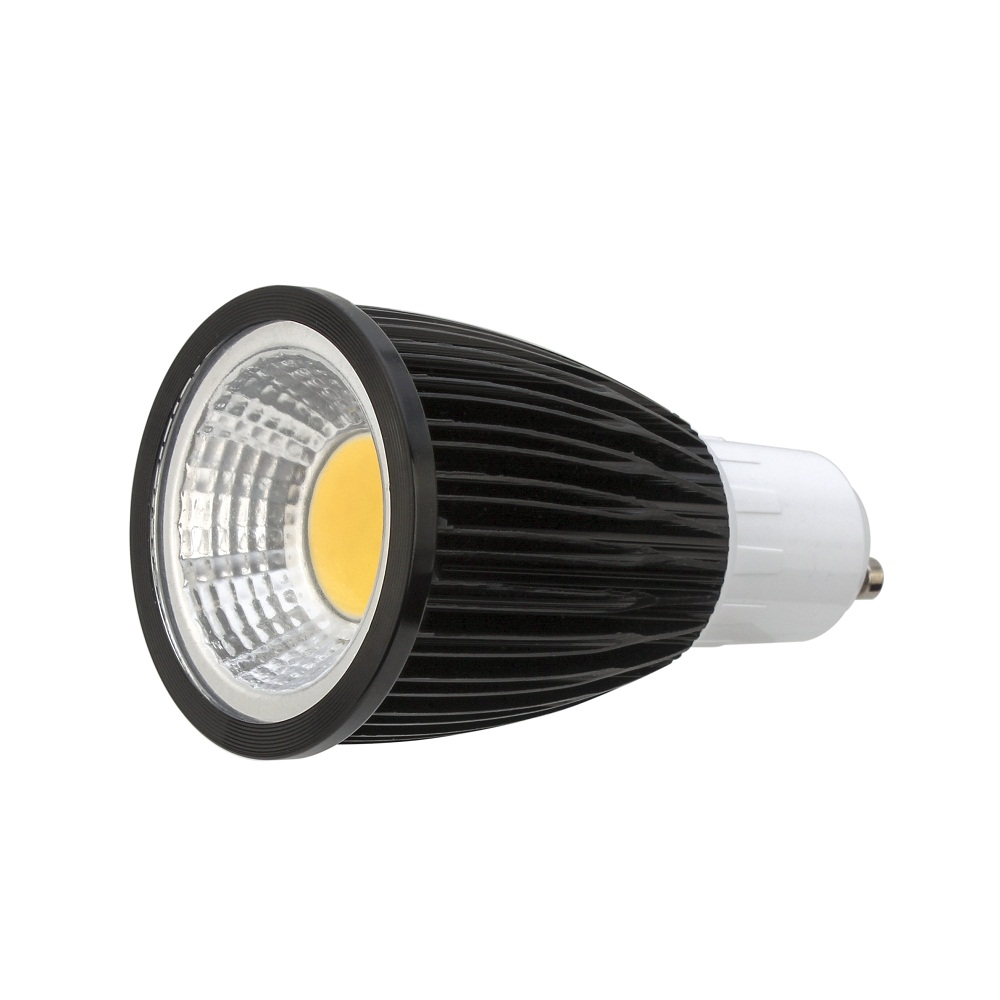 led mr16 gu5 3 220v 12v 5w 7w 9w dimmable led cob spotlight warm cool white mr 16 bulb lamp gu 5. Black Bedroom Furniture Sets. Home Design Ideas