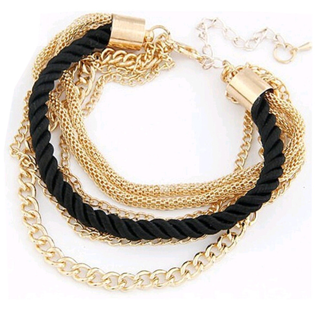 Fashion Rope Chain Bracelet