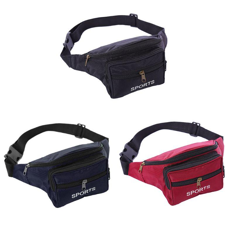 New Utility Waist Fanny Pack Belt Bag Travel Hip Purse  Phone Pouch Bags for Men WomenNew Utility Waist Fanny Pack Belt Bag Travel Hip Purse  Phone Pouch Bags for Men Women