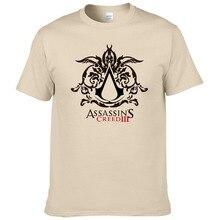 2017 Summer Assassin s Creed Black Flag Hip Hop T Shirt Short Sleeve Assasins t shirt