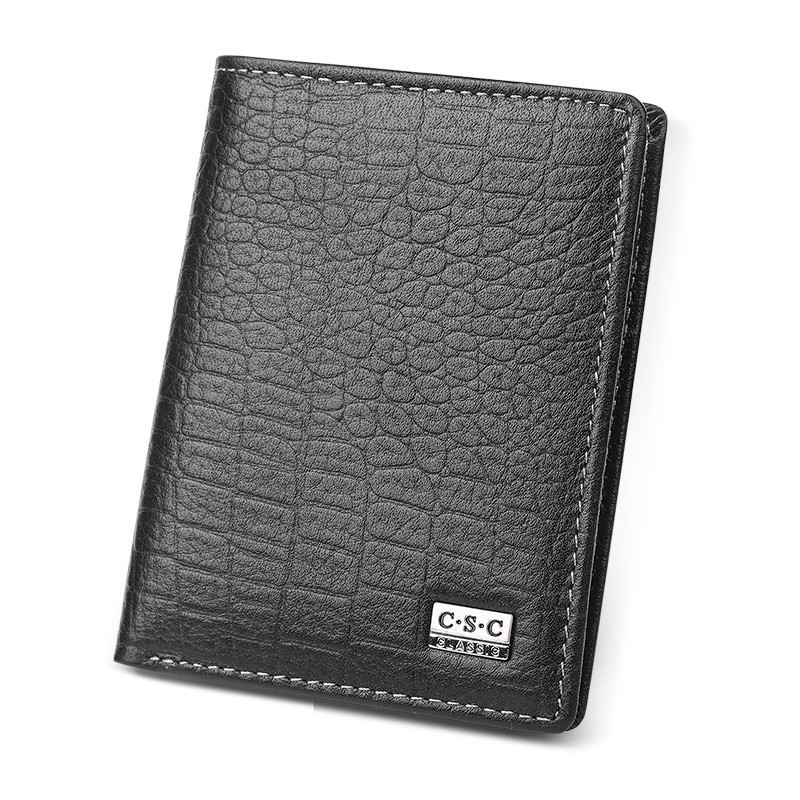 Slim Black Cowhide Real Genuine Leather Wallets Men Bifold Clutch Coin Short Purses Pouch ID Credit Card Dollar Holder monedero new hot dc comics the flash wallets short leather bifold dollar price for young men and women