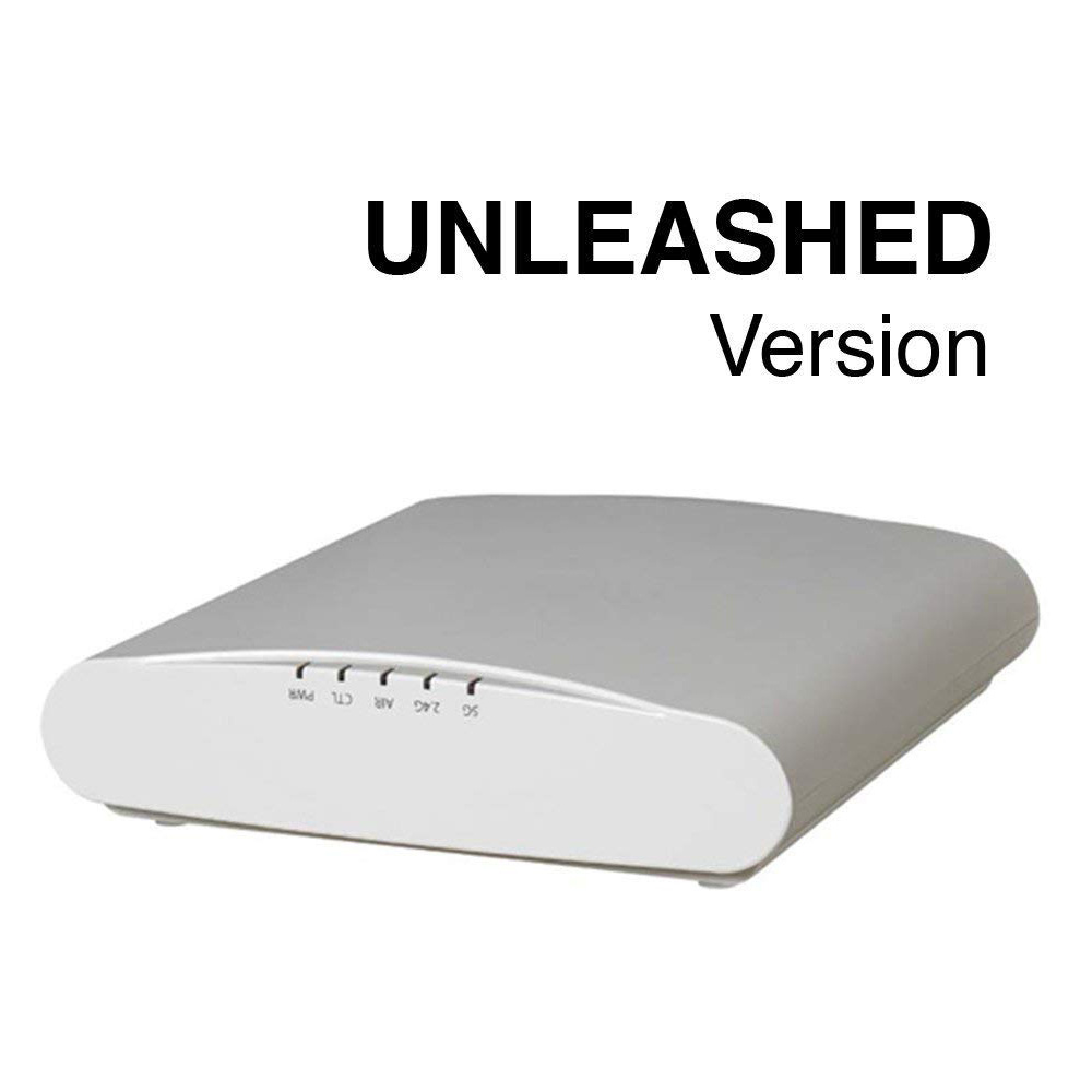 Ruckus Wireless ZONEFLEX Unleashed R510 9U1-R510-WW00 (alike 9U1-R510-US00)  Indoor Access Point 802.11AC Smart Wi-Fi