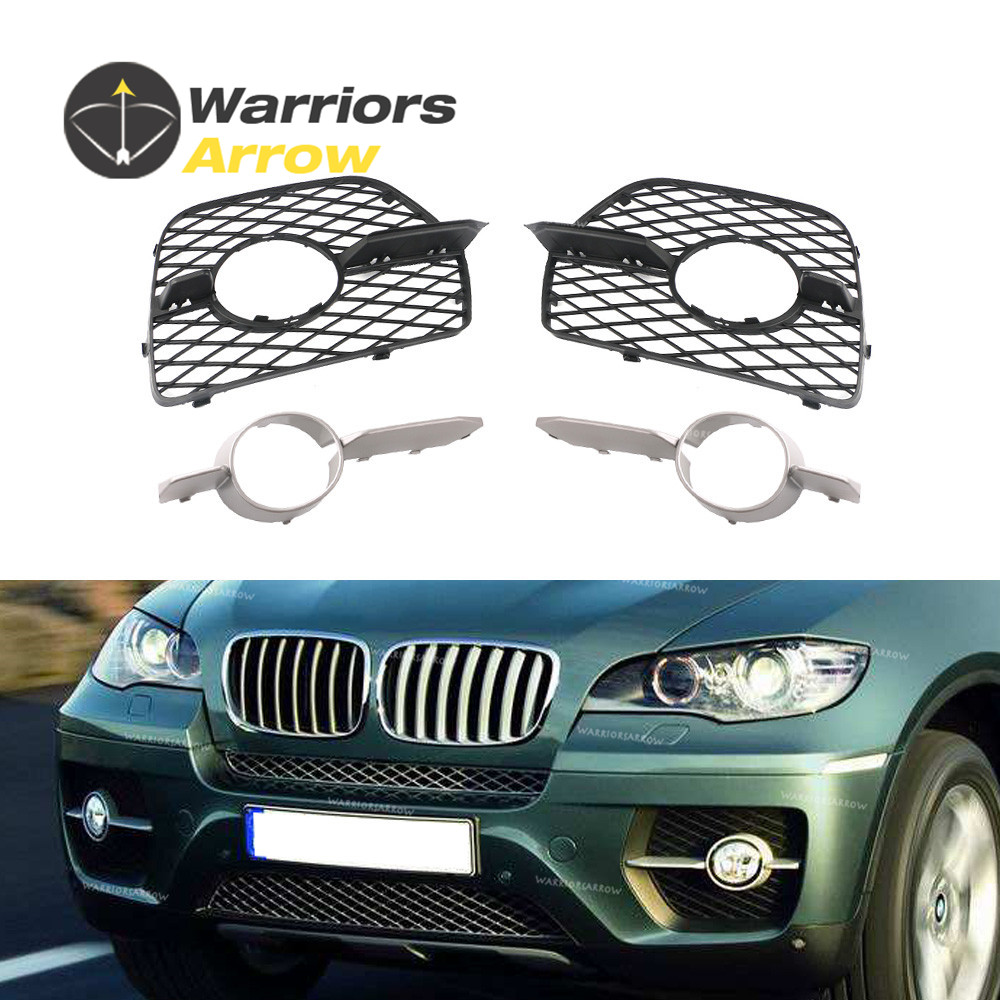 NEW VW POLO 6R 2009-14 FRONT LOWER BUMPER GRILL GRILLE LEFT CENTER RIGHT