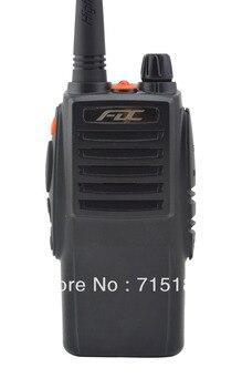 Two way radio 10W FD-850 Plus waterproof VHF radio Transceiver waterproof walkie talkie 10km