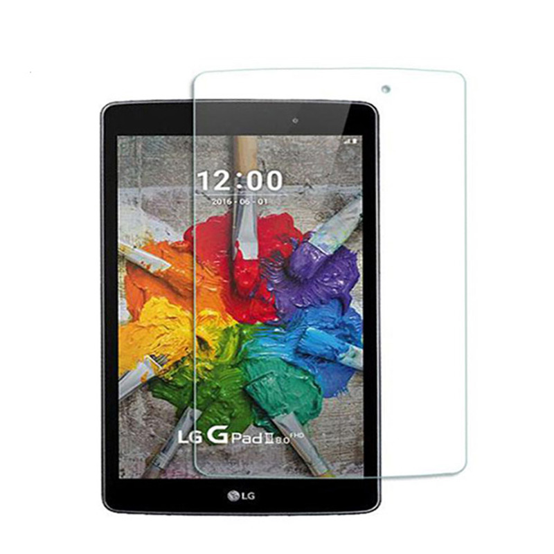 Tablet Tempered Glass For LG G Pad GPad V400 V480 V490 V500 V700 V525 V930 F2 8.0 LK460 7.0 8.0 8.3 10.1 Screen Protective Film