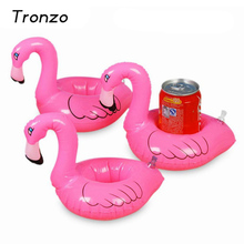 Tronzo 2017 Unicorn Cup Holder Flamingo For Beverage Boats Phone Stand Floating Holder Weddding Decoration Party Supplies