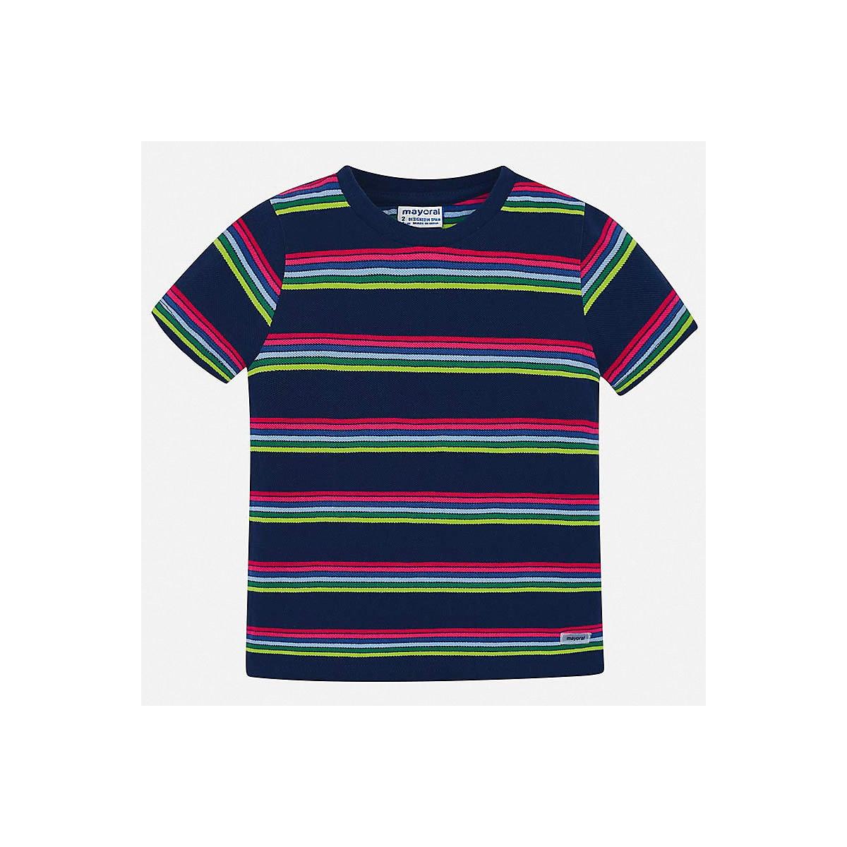 T Shirts BÜRGERMEISTER 10681941 Kinder sClothing T shirt mit kurzen ärmeln polo shirt für jungen und mädchen - 2
