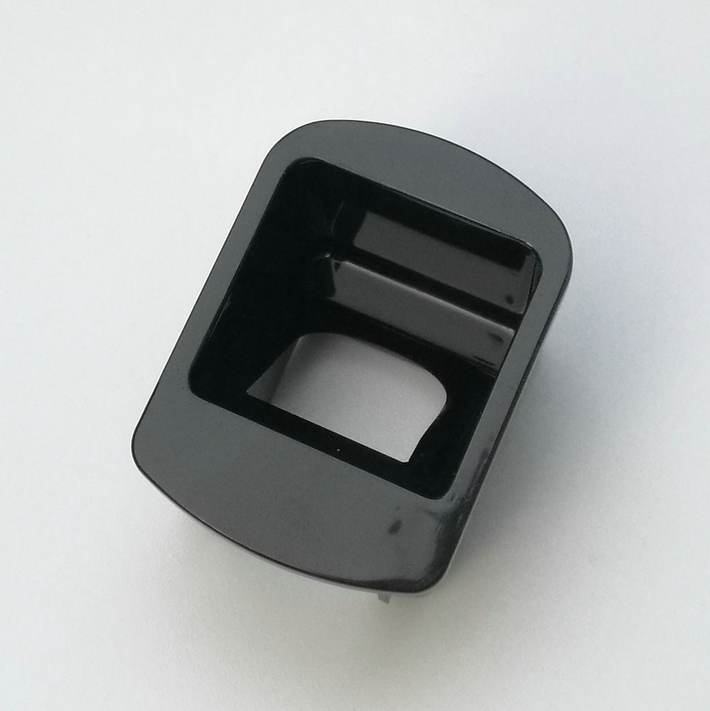 Mounting bracket of <font><b>R307</b></font> fingerprint module (black) image