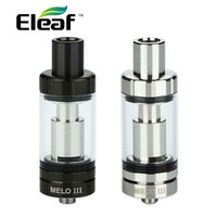 Eleaf Melo 3 Atomizer 4ml Top Filling Airflow Control Subohm Tank Melo III Electronic Cigarette Atomizer