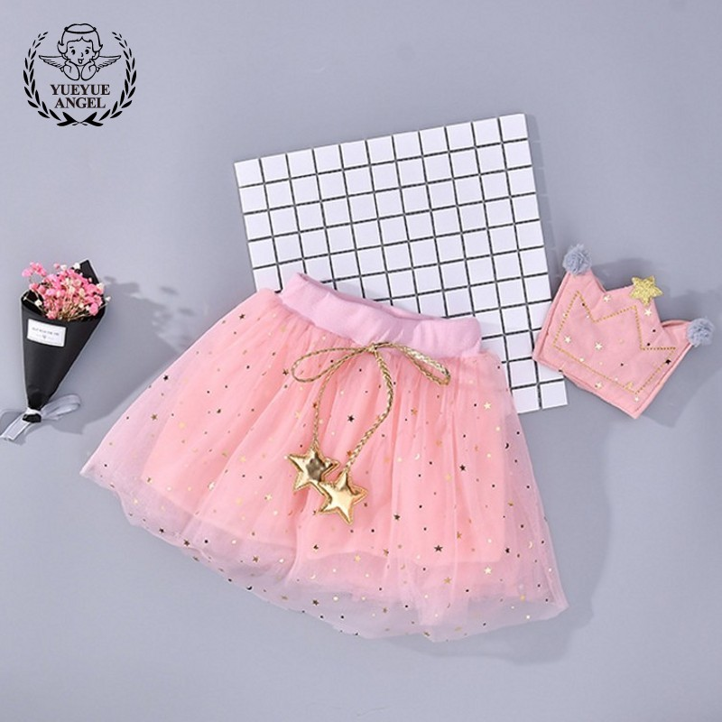 Mini Polka Dot Skirt For Dancing Tulle Skirt Tutu For Girl Childrens Skirts Clothes For  ...