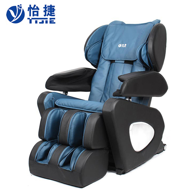 YIJIE Russian Full Body Massage Chair Luxurious Multi Functional Electric  Home Full Body Massage Chair