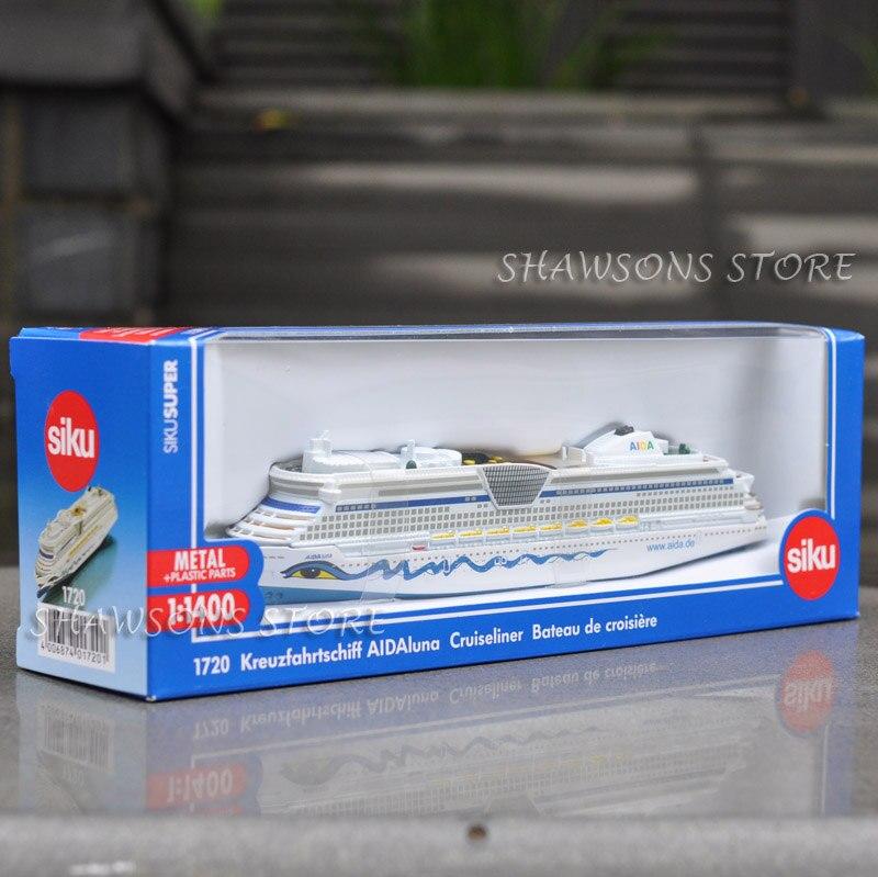 Siku 1720 Cruise Ship Aida 1:1400 New Original Packaging