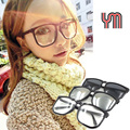Square Nerd Oversized Glasses Mirror/Clear/Dark Lens Sunglasses Big Fashion Geek 030-122/18/557
