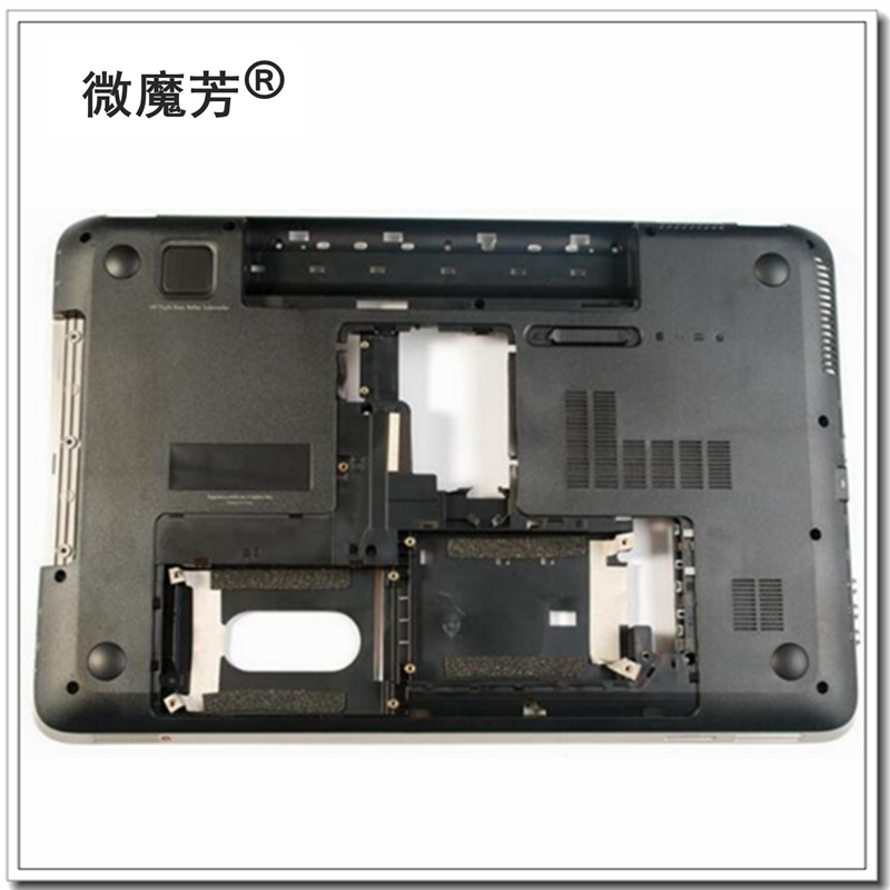 New for HP for Pavilion DV7 DV7-6000 Series HDD Hard Drive Door Bottom Cover 665604-001 nokotion sata hard disk drive connector for hp pavilion dv7 dv7 6000 hpmh b3035050g00004 hdd cable 235mm
