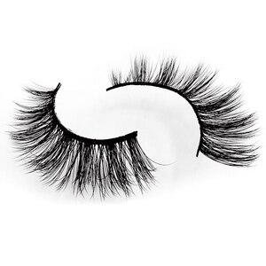 Image 5 - 100 Pairs Mink Eyelashes Wholesale False Eyelashes Natural Mink Lashes Makeup False Lashes Wholesale Eyelash Extensions Kit