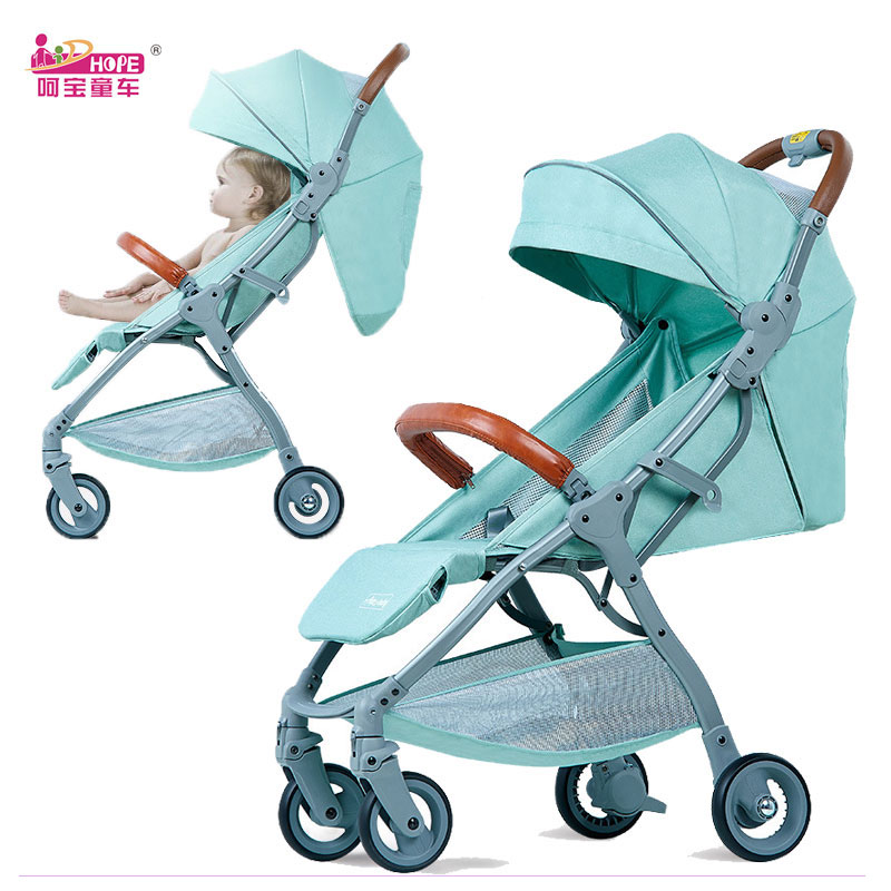 HOPE Super Light Baby Umbrella Stroller 175 Degree Lie Down Portable Baby Carriage Foldable Travel Car Plane Baby Pushchair 0~4YHOPE Super Light Baby Umbrella Stroller 175 Degree Lie Down Portable Baby Carriage Foldable Travel Car Plane Baby Pushchair 0~4Y
