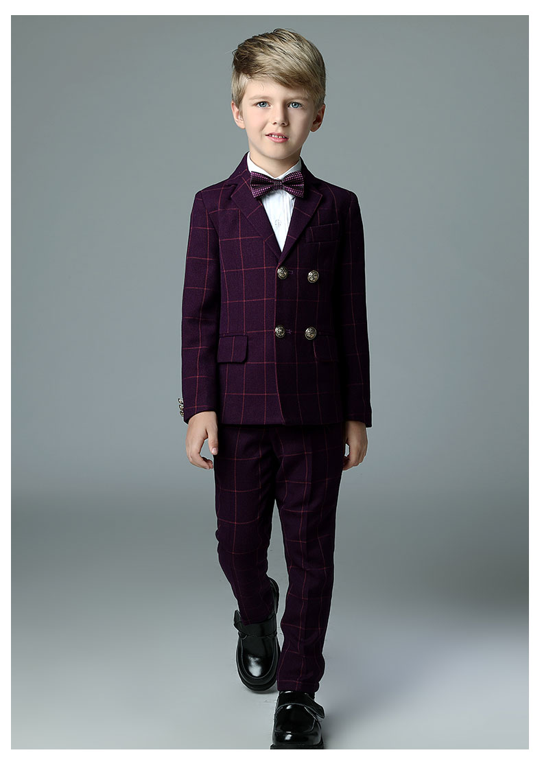 2018 spring new arrival boys kids blazers boy suit for weddings prom ...