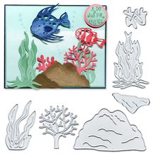 Julyarts Seaweed Embossing Craft Cutting Dies New Arrivals for Diy Scrapbooking 2018 Photo Album
