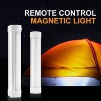 50 W IR Afstandsbediening Camping Licht Draagbare Lantaarn USB Oplaadbare Jacht Tent Licht Kast Dimbare Karper Vissen Lamp Met magneet