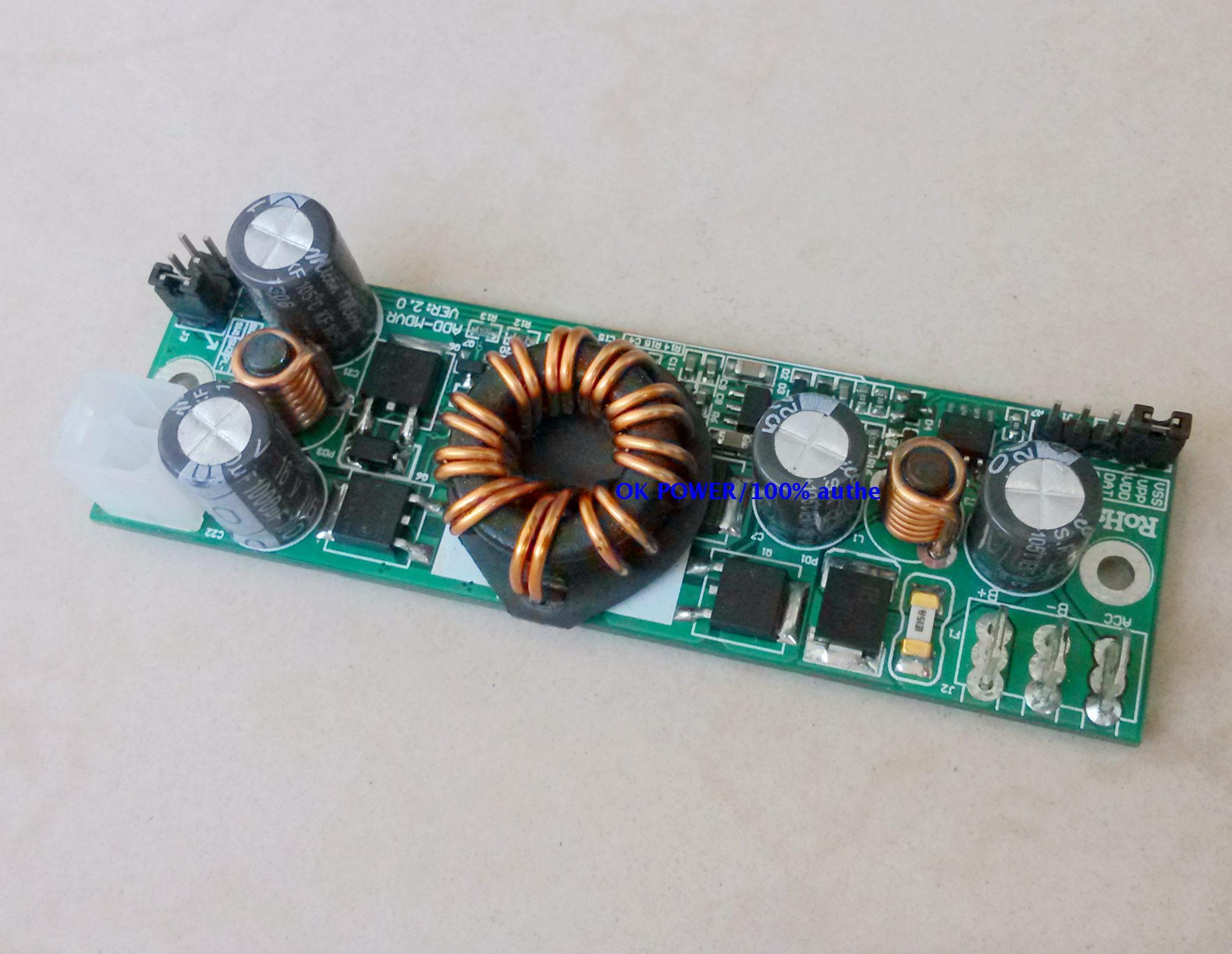 12V/5A Power Module 60W DC Power, Small Volume, No Fan, Mute, One Machine, Dual-purpose, High Quality and High Price.