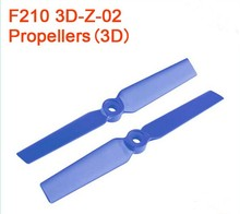 JMT 1 Pairs F210 3D Edition Racing Drone Spare Part F210 3D-Z-02 Propeller CW CCW for 3D Flight
