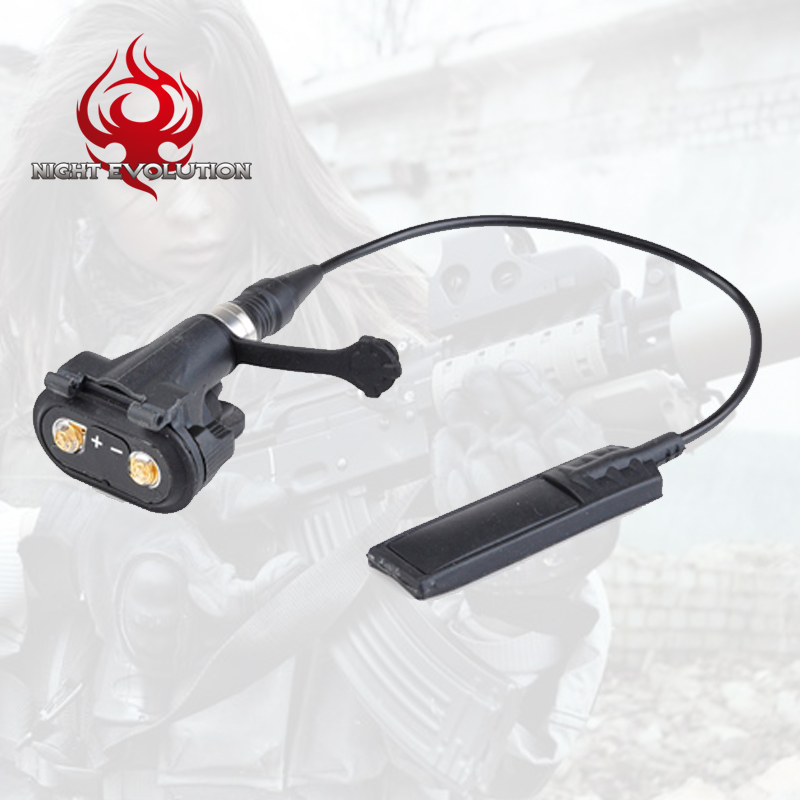 NE 07015 Night-Evolution Remote Dual Switch Assembly for X-Series tactical light Accessories