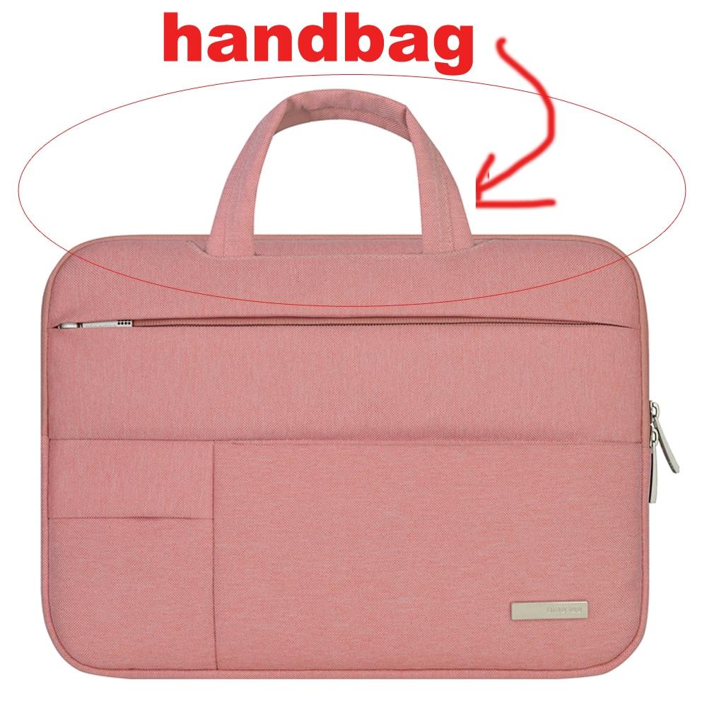 Men Women Portable Notebook Handväska Air Pro 11 12 13 14 15.6 - Laptop-tillbehör - Foto 4