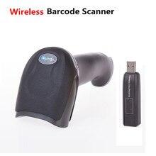 Беспроводной Сканер Штрих-Кода Пистолет Выразить Одного Выделенного Супермаркет Розничных Магазинах Считыватель Штрих-Кода с Функцией Хранения Q2