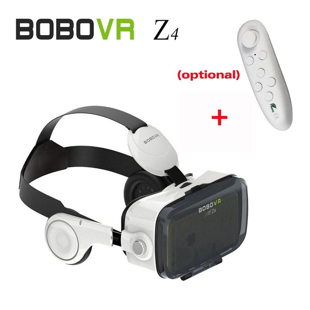 Últimas BOBOVR Z4 VR 3D Gafas Gafas de Realidad Virtual 3D Video Google Cartón A